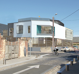 Maison Blockhaus 2